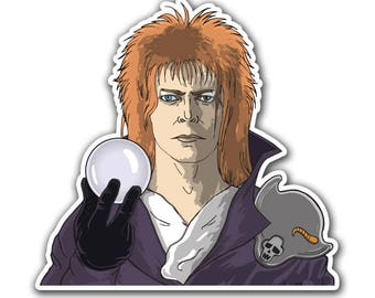 Goblin King Sticker