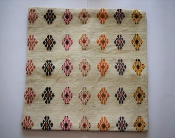 Bohemian Home, Vintage Kilim Cushion, Turkish Kilim Pillow, Carpet Pillow,  Oriental Rug