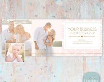 Studio Facebook Timeline - Photoshop Template - HA002 - INSTANT DOWNLOAD