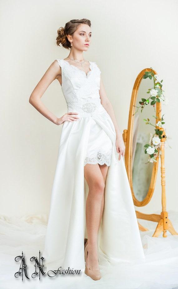 Großzügig Kurzes Kleid Für Die Hochzeit Fotos - Brautkleider Ideen ...