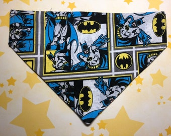 Dog Bandana: Batman