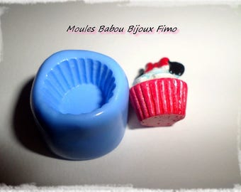 Mold for small cup of 1.5 cm for a cake base