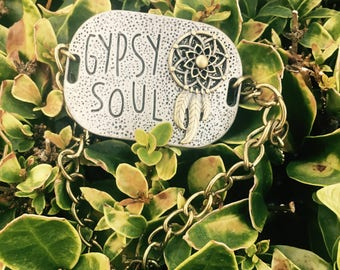 Gypsy Soul Chain Bracelet