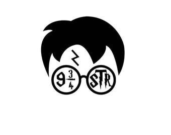 Harry Potter Monogram
