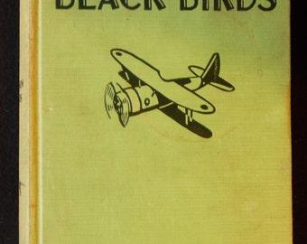 Flying Black Birds by Thomas Burtis