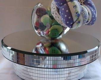 Pincushion and Button Jar