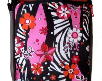 Grand sac bandoulière, sac original, sac unique, sac japon