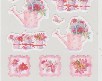 Pretty Flower Stickers - Hallmark - Reference A3031A4683