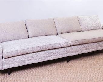 SOLD Dunbar Sofa Velvet Sofa