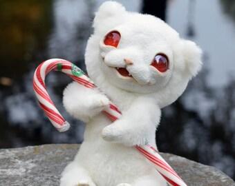 ferret albino