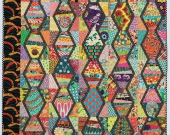 Ziggy Eye-spy quilt pattern