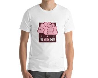 Use Your Brain Short-Sleeve T-Shirt