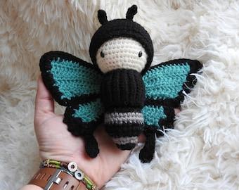 Handmade crochet Butterfly