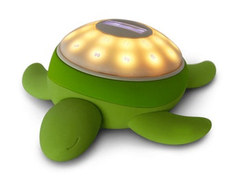 Tick Tock Turtle -Makani- The Kid's Alarm Clock That Does It All