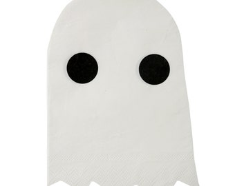 Halloween Ghost Napkins