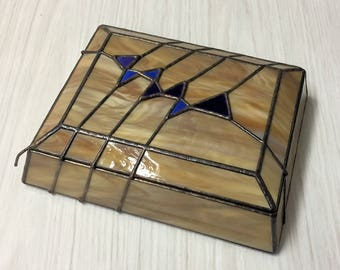 Stained Glass Box #269
