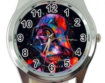 Star Wars Watch (Darth Vader)