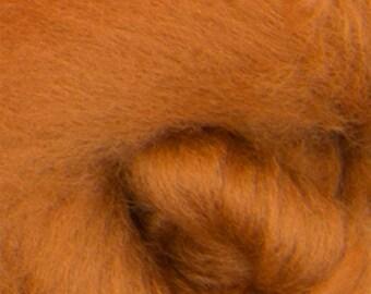 16 Micron ExtraSuperfine Merino Wool Top - Marrakech - 4 ounces