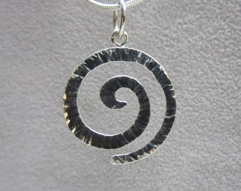 sterling silver pendant necklace pendant Ready to Ship