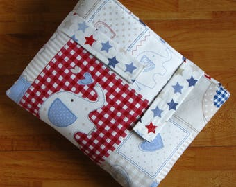 Changing pad, BoBo - Elephant