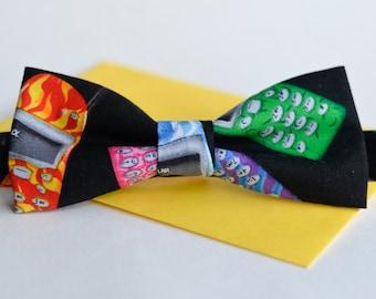 Mobile phone bowtie - Adjustable - Unisex
