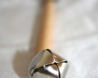 Bell Rattle - Montessori Inspired