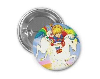 Rainbow Brite Kid's Badge