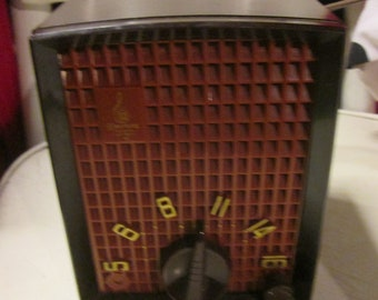 Emerson tube radio 50's
