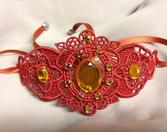 "Bracelet ""Mandarine"""
