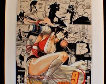 Bleach Manga Plaque