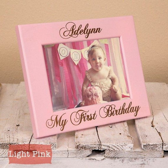 My First Birthday Baby Picture Frames First Birthday Boy