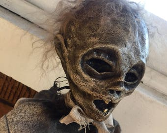 "Creepy Realistic Horror Doll ""Edwin"""