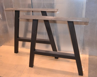 Great Metal Table Legs, A Frame Style   Any Size And Color!