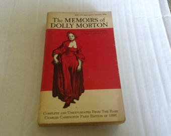 The Memoirs of Dolly Morton. 1966 Edition.