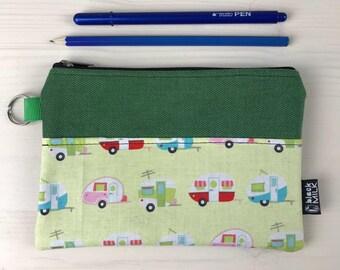 Bag holder zipper pouch Door Tips pencils door toothbrush zipper bags