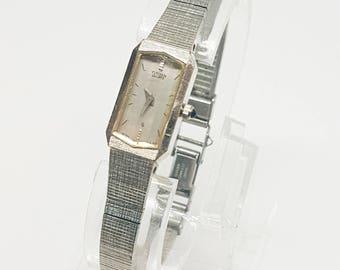 Silver Watch, Citizen Watch, Ladies Watches, Vintage Watches, Watch for Her, Watch women, Womens Watches, Woman Bracelet Watch, Custom watch