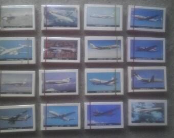Complete Set of TWA Collectors Series Decks
