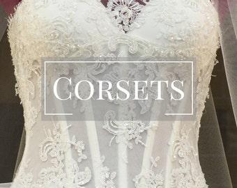 Bustier Wedding Dress