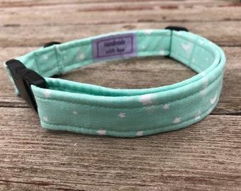 "Handmade Dog Collar - ""Lullaby"""