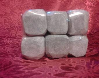 Soapstone Whiskey Stones