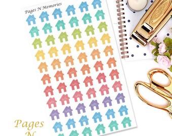 Work From Home Planner Stickers/ Schedule Stickers/ Erin Condren/  Plum Paper/ Recollections/ Happy Planner  #214