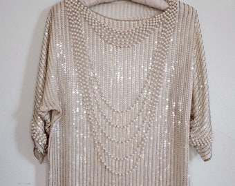 Truly Unique Beaded Shirt