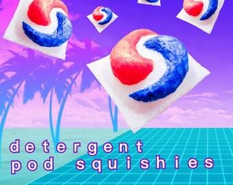Detergent Pod Squishies
