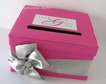 Wedding Card Box Wedding Card Holder Wedding Card Money Box