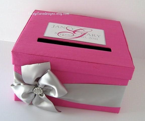 Custom Wedding Card Boxes Wedding Gift Card Box Wedding Card