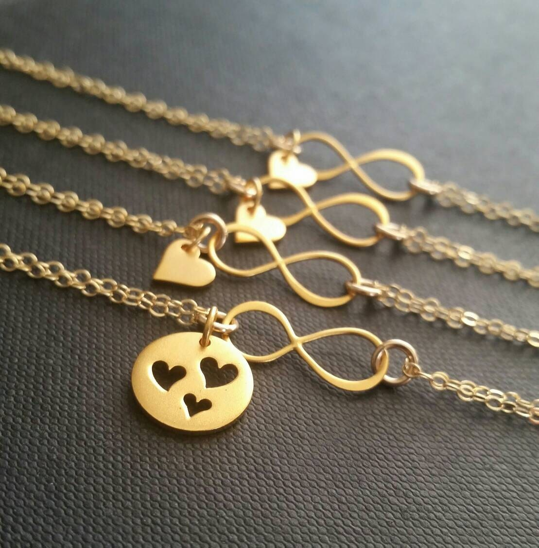 necklace momy heart jewelry big mother pin me for daughter gift infinity and