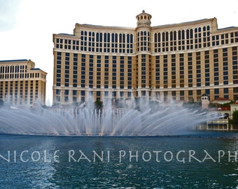 Bellagio Fountain - Photography - Las Vegas, NV