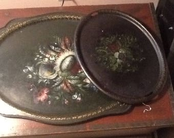 Vintage trays from Russia!