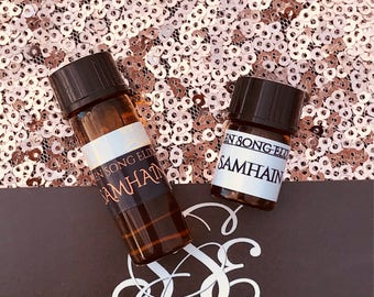 Sale! Festival Perfume Overstock - 5 ml and 2 ml vials - vegan/indie fragrance