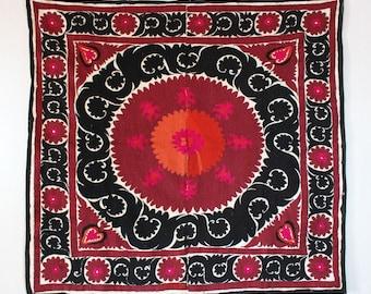 Handmade Vintage Suzani  VS34 (BL807)